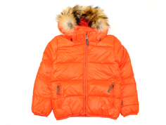 Ver de Terre jacket spicy orange